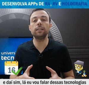 desenvolver aplicativos realidade aumentada