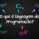 O que é linguagem de programação?