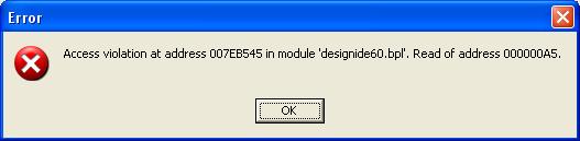 Erro de um Implementador de linguagens