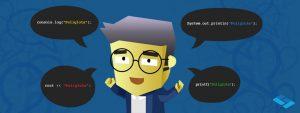 poliglota em linguagens de programação
