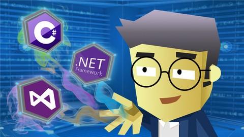 Curso C#, Visual Studio 2017 e .NET