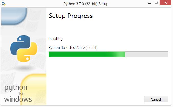 instalando python