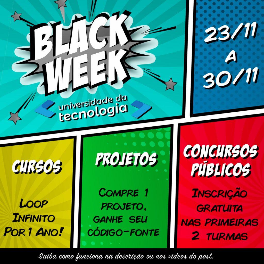 Black Week UTec 2018